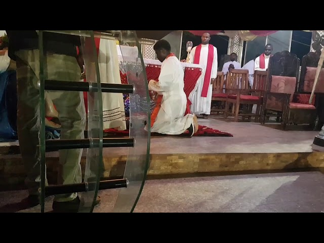 RESUSCITATION OF THE DEAD by REV. FR. EBUBE MUONSO