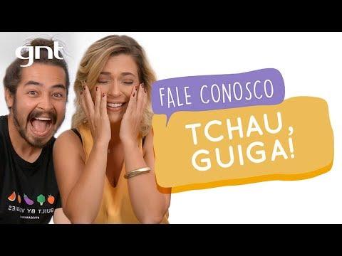 Os posts mais bombados do GNT na despedida do Guiga | #41 | Fale Conosco | Júlia Rabello