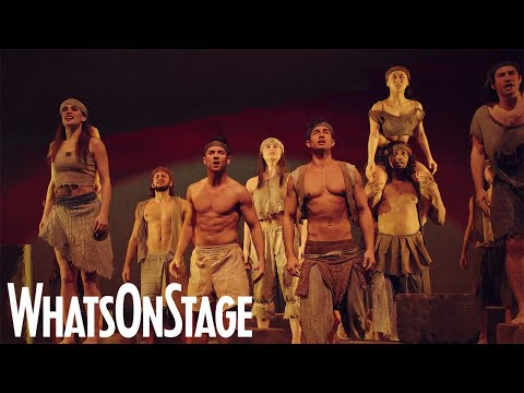 "The Prince Of Egypt Cast Perform ""Deliver Us"" In The West End 