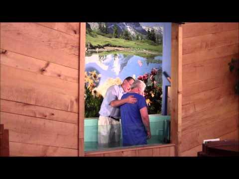 Baptism John Akers 7 13 14