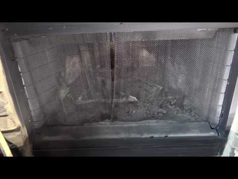 Woodland Direct Vermont Castings Fireplace screen  Fix 1-8-17