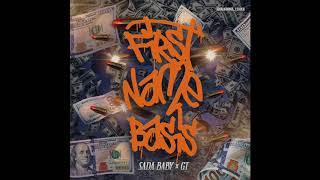 Sada Baby x GT - First Name Basis