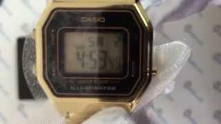 Casio LA680WGA-1DF