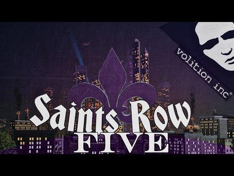Volition & Saints Row 5