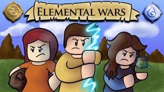 ROBLOX--Elemental Wars-Plus Socializing :D