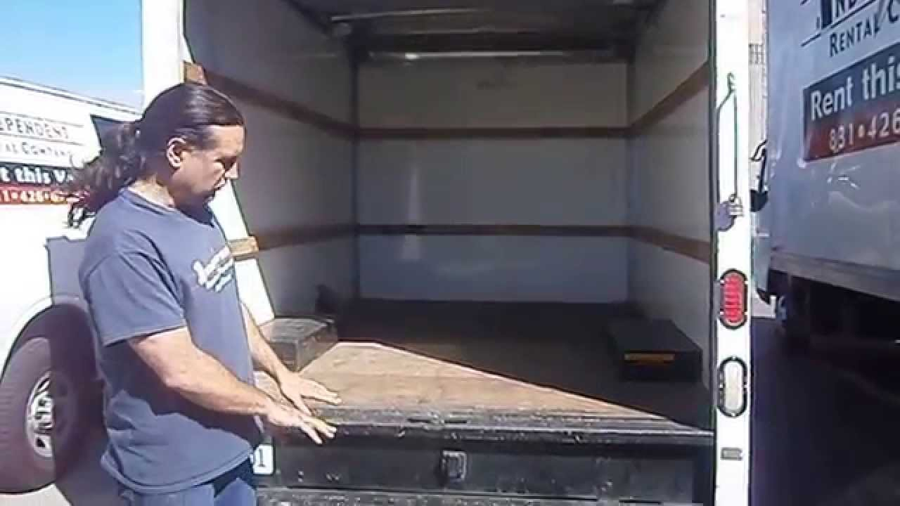 10ft Baby Box Truck Video Youtube