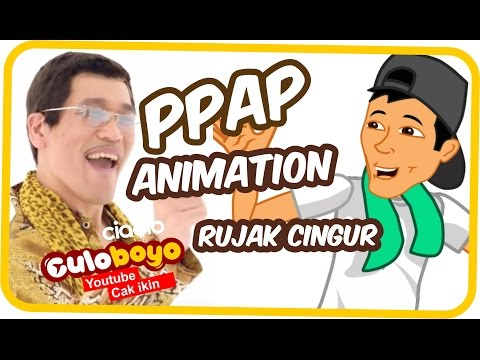 PPAP PEN PINEAPPLE APPLE PEN in Animation Cover Parody | Culoboyo #PPAP