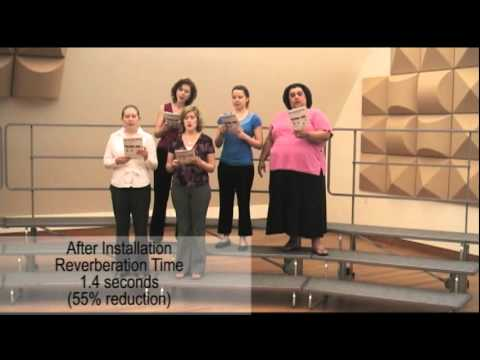 Soundsoak® and Sound Diffusers - Pennsylvania Academy of Music