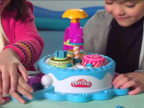 Пластилин play-doh. Комплект от пластилинови блокчета play doh rainbow pack. 15%. 21. 60 azn. Игровой набор play-doh фабрика конфет. 15%.