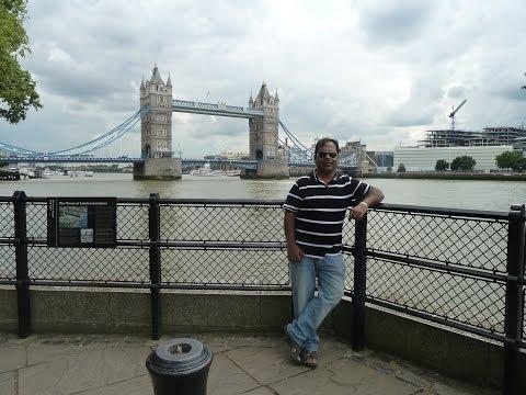 Puneet London Trip - Slideshow