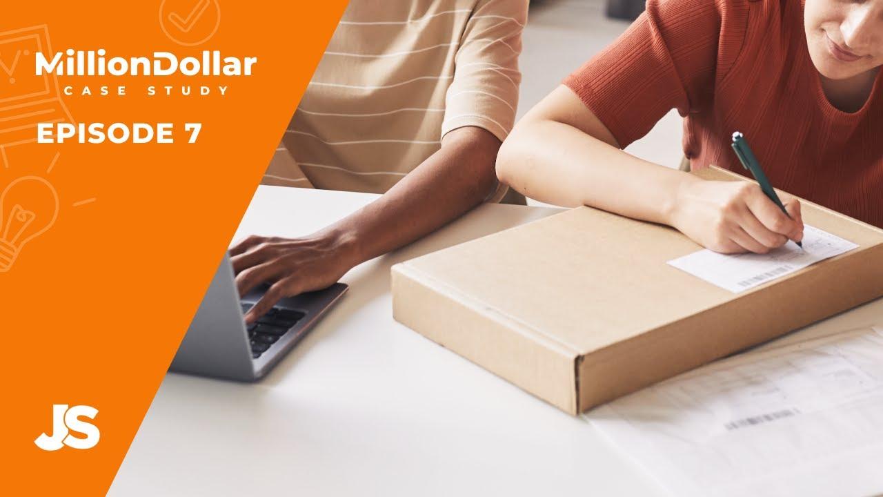Download Million Dollar Case Study S05: Episode 7   Starting to Take Shape...   Build an Amazon Brand