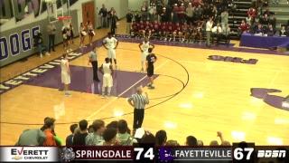 SHS Basketball | @ Fayetteville thumbnail