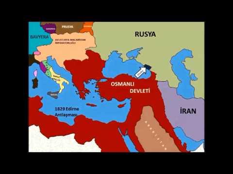 II  Mahmud Dönemi Siyasi Olayları