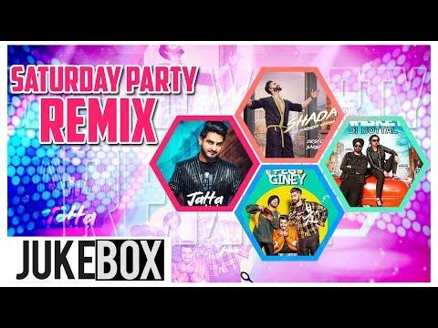 Saturday Party Remix | Kulwinder Billa | Parmish Verma |Jasmine Sandlas| Ammy| New Songs 2019