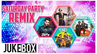 Saturday Party Remix | Kulwinder Billa | Parmish Verma | Jasmine Sandlas | Ammy | New Songs 2019