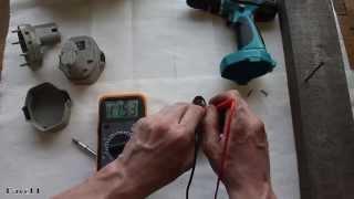 Не держит заряд батарея шуруповерта