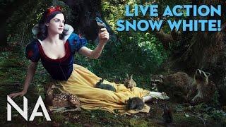 Disney's Live-Action Snow White