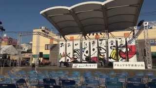 大分市の夢色音楽祭では二日間にわたり「みゅーじふるたうん」と銘打っ...