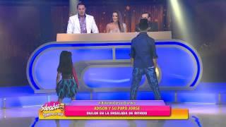 Sabadazo Ensalada de ritmos bailando con los grandes 30 enero 2015