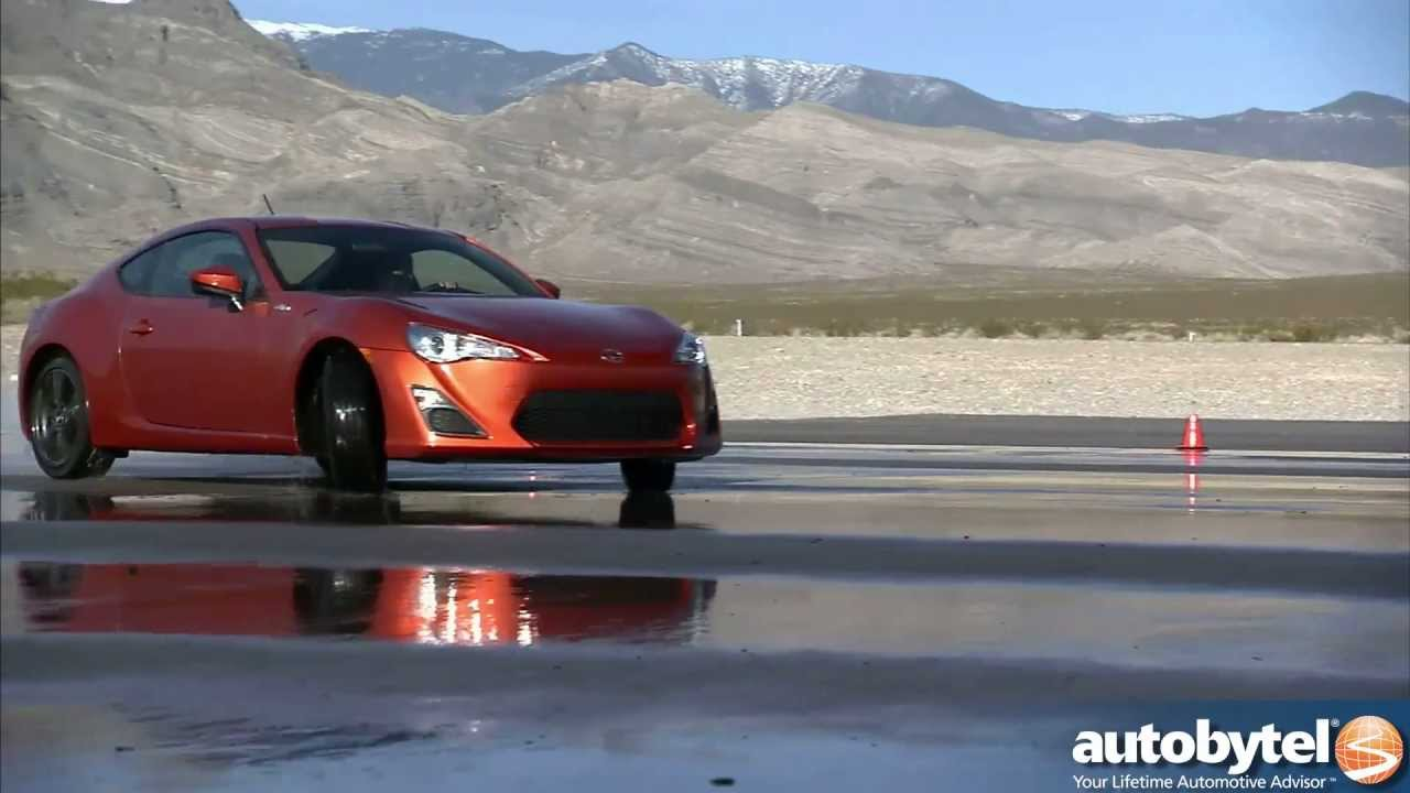 2013 Scion Fr S Track Test Drive Car Video Review Youtube