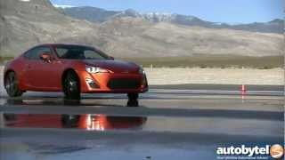 2013 Scion FR-S Track Test Drive & Car Video Review