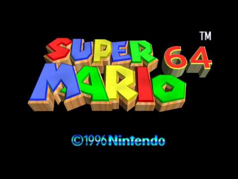 Super Mario 64 Music Bowser S Road Extended