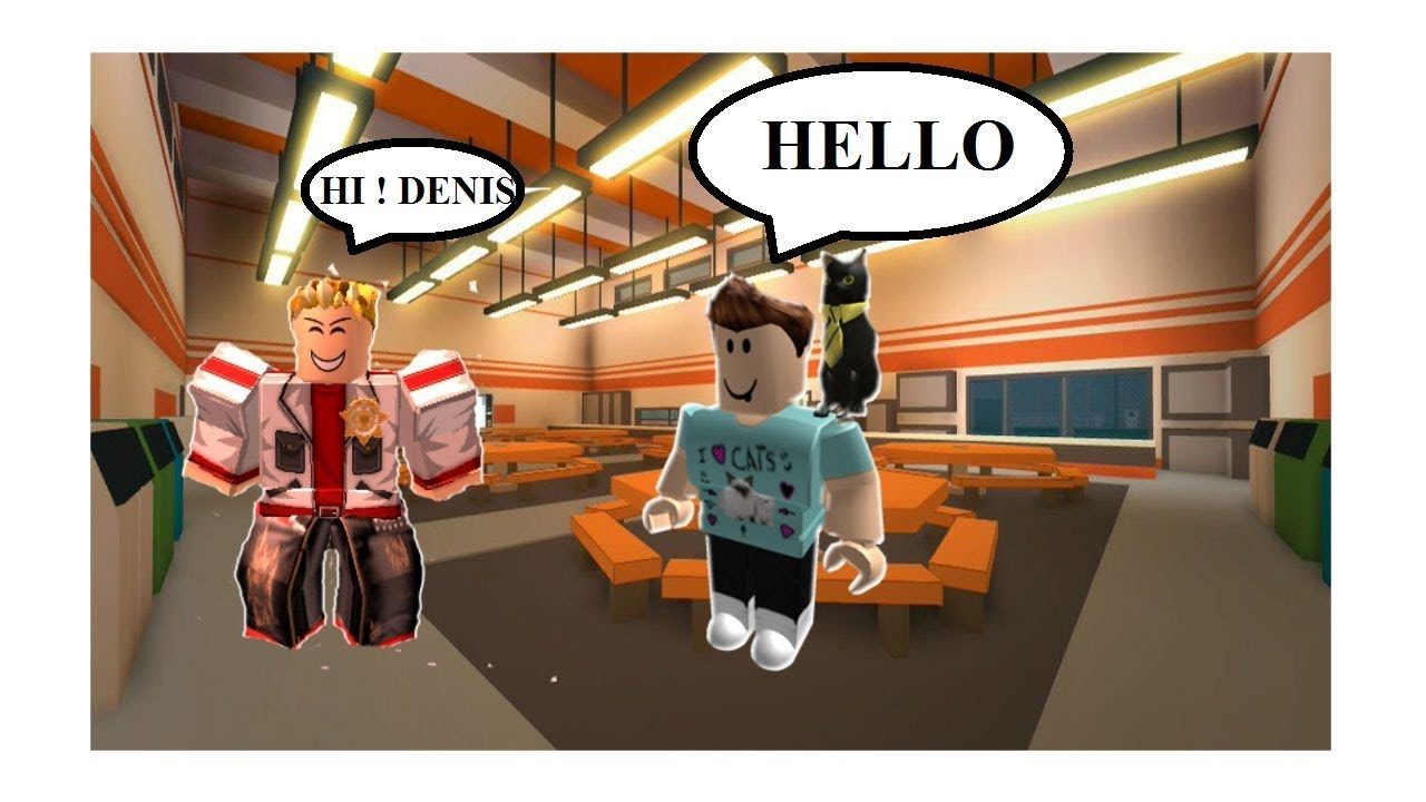 Omg Guys Look Who S Is That Guy Denisdaily Roblox
