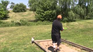 Groves Park - The Mounds Disc Golf Course Review
