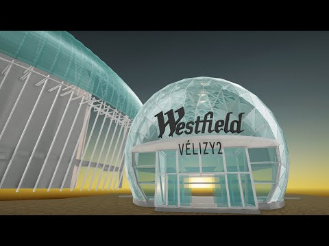 Tekla BIM Awards France 2020 : VIRY - Extension du centre commercial Westfield Velizy 2