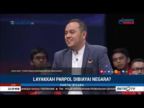 Layakkah Partai Politik di Biayai Negara? | Part 2