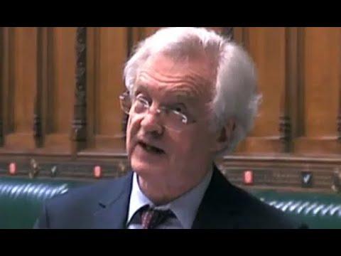 David Davis speech on the Salmond Inquiry