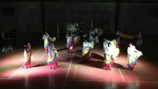 Venezuelan folk dance: Vals Venezuela