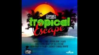 Tropical Escape Riddim Mix - Dec 2012 - Jan 2013 - Dj Ice - Chimney Records