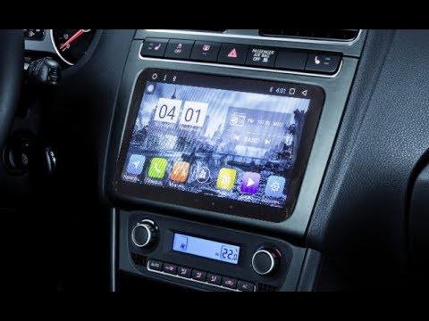 Штатная магнитола VW, Skoda, Seat универсальная Android 7.1.1 ZOY-0410