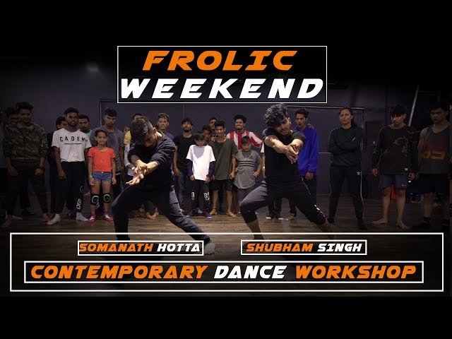 The Kings | Somnath Hotta X Shubhan Singh | Frolic Weekend | Tsar B - Escalate