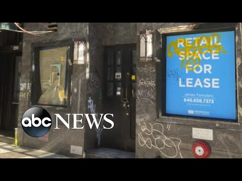 Small business owners struggle to survive while waiting for new stimulus package