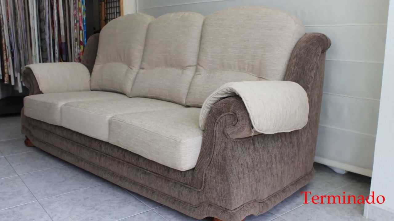Sofas Muebles Tapizar Sofá Y Sillones - Youtube