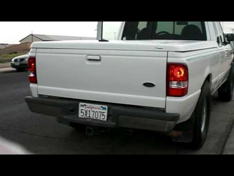 Ford Ranger Tail Light Conversion