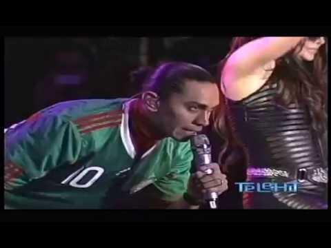 Black Eyed Peas Live en Vivo en Mexico ( Goliath ) I Gotta Feeling - Telehit