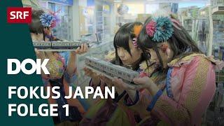 Patrick Rohr im Land der aufgehenden Sonne | Fokus Japan 1/3 | Hochdeutsche Version | SRF DOK
