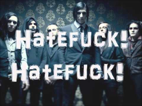Motionless in White - Hatefuck (lyrics)