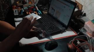 Распаковка Жесткий диск Hitachi (HGST) Travelstar Z5K500.B 500GB из Rozetka.com.ua