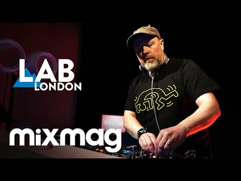 Download BEN SIMS three-deck techno set in The Lab LDN