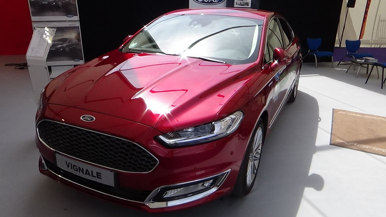 2018 ford mondeo vignale hybrid 187 bva6 salon ve val d 39 isere 2018 youtube