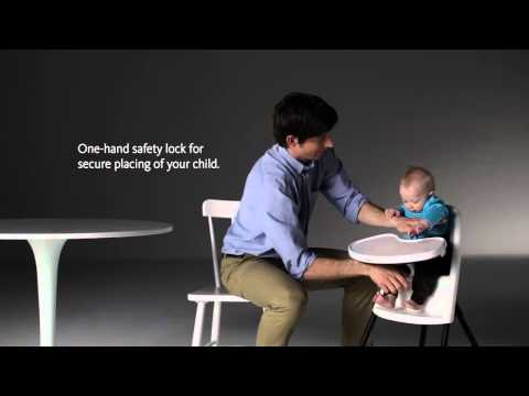 BABYBJÖRN High Chair – Instructional Video
