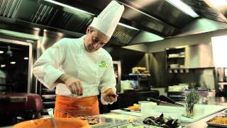 Pizza arcobaleno - Chef Bazzoli a Diabetes Got Talent