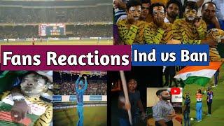 Fans Reactions | Bangladesh vs India | Nidahas trophy Final