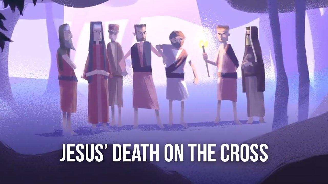Download Jesus' death on the cross | Jesus, the Saviour | Children Bible story animation [Episode 1]
