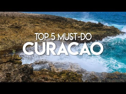 TOP 5 Cruise Excursions in CURACAO You WON'T BELIEVE EXIST!