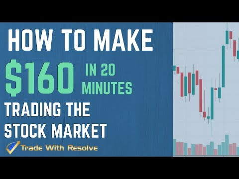 Trading the Stock Market: Learn to Day Trade Options